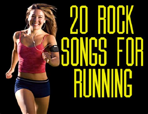 best songs for running 20 rock songs for running inspiremyworkout a