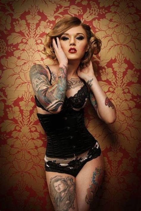hot tattoo pinterest super sexy tattoo girls tattoo lover inked babes