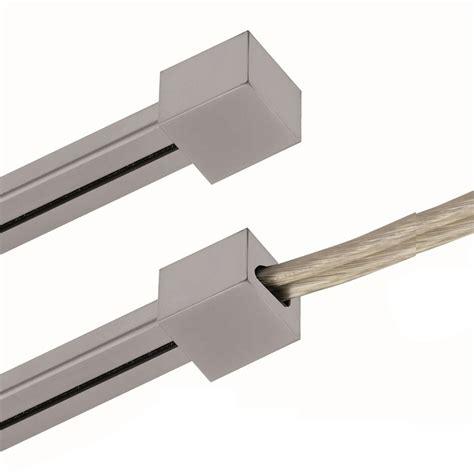 Feuerschale Mit Oder Ohne Loch by Magnetline Endkappe Aus Metall In Silbermatt Oder Chrom