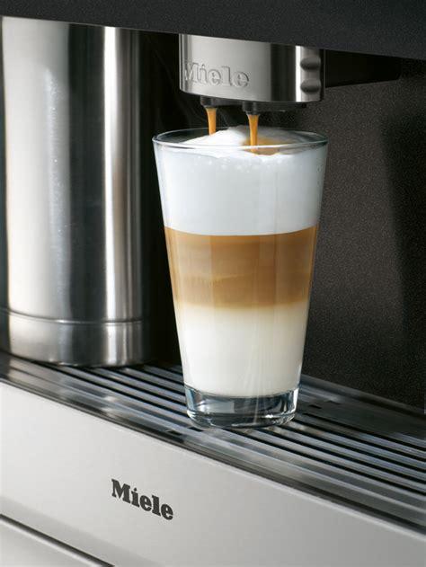 Miele's Best Built In Automatic Espresso Machines for Home   Super Espresso.com
