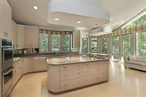 Large Kitchen Design by Eclectic Mix Of 42 Custom Kitchen Designs