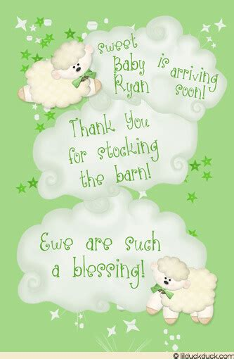 Baby Shower Thank You Note Wording by Baby Shower Thank You Note Wording Baby Shower Ideas