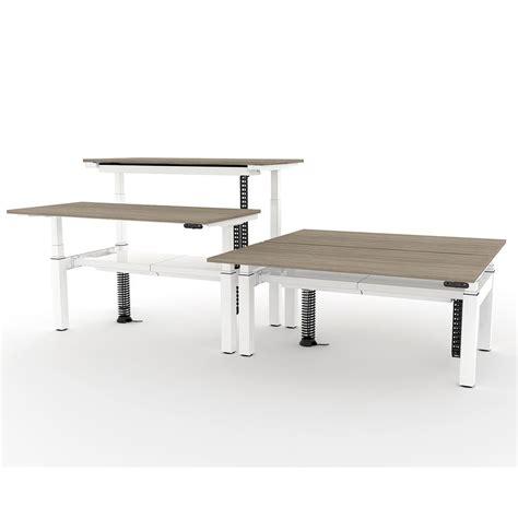 ergonomic sit stand desk ergonomic height adjustable sit stand desks