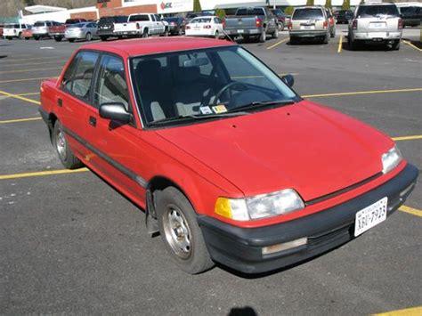 buy car manuals 1990 honda civic security system sell used 1990 honda civic dx sedan 4 door with d15b vtec swap p28 40 mpg gas saver in