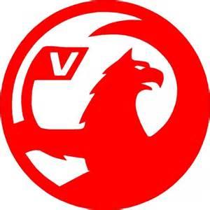 Vauxhall Logo Vauxhall Logo Decal