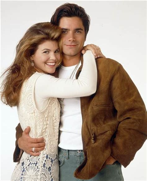 aunt becky full house fuller house star john stamos gives first look at uncle jesse and aunt becky today com