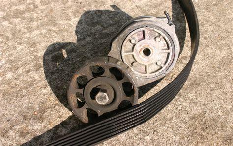 fan belt replacement cost drive belt tensioner replacement costs repairs autoguru