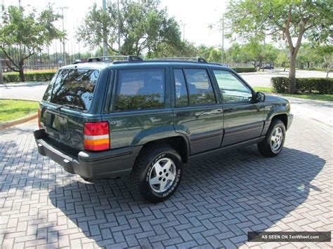 jeep grand limited 4x4 i a 1994 jeep grand jeep seats lookup beforebuying