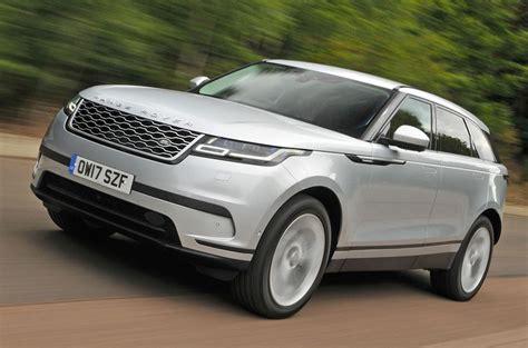 land rover range rover road range rover velar review 2018 autocar