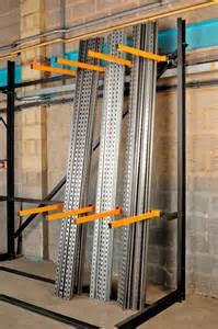 Pallet Rack Vertical Dividers by Avanta Uk Vertical Racking And A Frame Racks