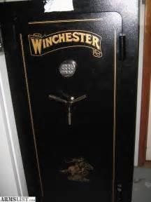 ARMSLIST   For Sale: winchester gun safe
