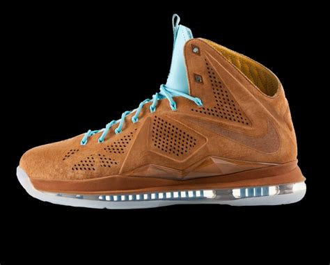 Foot Locker Release Sweepstakes - nike lebron x ext quot hazelnut quot foot locker release details sbd