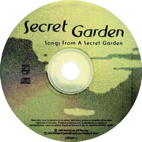 Song From A Secret Garden by Index Of Caratulas S Secret Garden