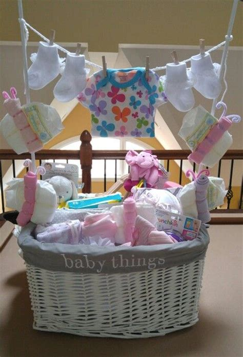 Handmade Baby Baskets - 25 best ideas about baby gift baskets on baby