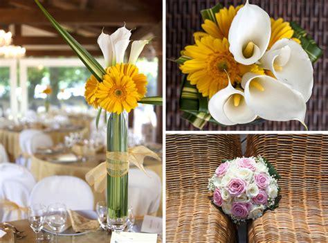 foto fiori matrimonio fiori e decorazioni di nozze 171 idee per usare i fiori al
