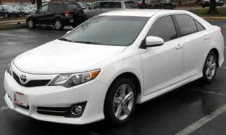How Is A Toyota Camry File 2012 Toyota Camry Se 02 29 2012 Jpg Wikimedia