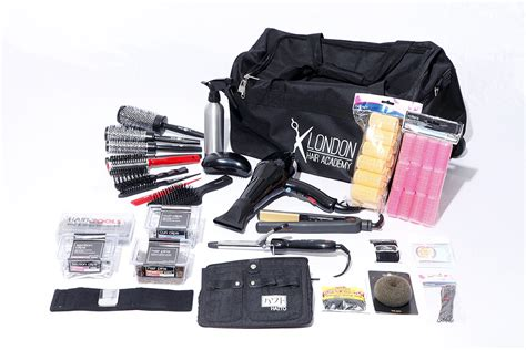 Professional Hair Styling Kit   London Hair Academy   Hair Training  & Hairdressing Courses