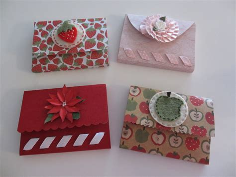 How To Make Your Own Gift Cards - how to make your own gift card boxes