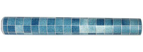 fliesen folie selbstklebend tapete selbstklebend k 252 chentapete mosaik fliesen blau