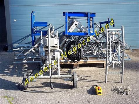 leve tuile monte mat 233 riaux apache charge 150kg l 232 ve tuiles 15m max