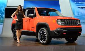 Fiat Jeep Fiat Chrysler Starts Jeep Renegade In China Kvue