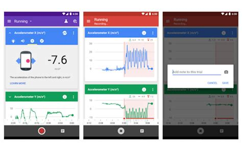 journal app android science journal app launched for android