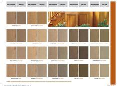behr deck  color chart google search decks