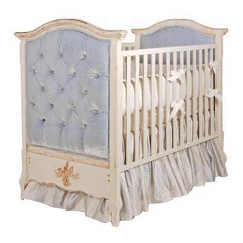 Afk Cribs by Afk Panel Upholstered Crib Tufted