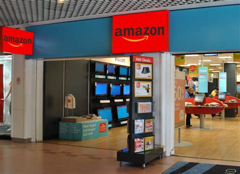 amazon retail store is amazon planning to become argos information society