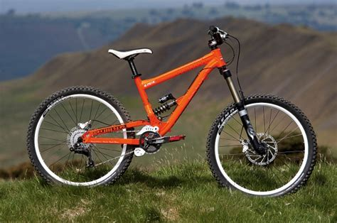 commencal supreme mini dh commencal supreme review bikeradar