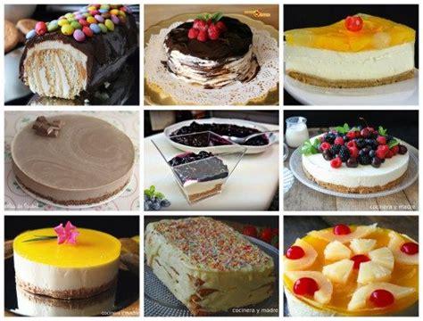 tartas faciles y horno dia madre recetas de cocina dulce cocinera y madre
