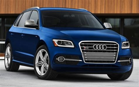 2014 audi sq5 for sale 2014 audi sq5 coming to detroit goes on sale in the u s