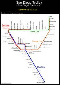 San Diego Train Map by 2010 Ieee International Ultrasonics Symposium San Diego