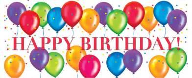 happy birthday sign my blog