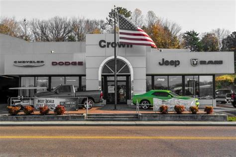 Crown Chrysler Dodge Jeep by Crown Chrysler Dodge Jeep Of Cleveland Car Dealership In