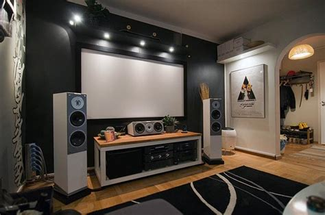 design home audio video system home theater interior design by johan
