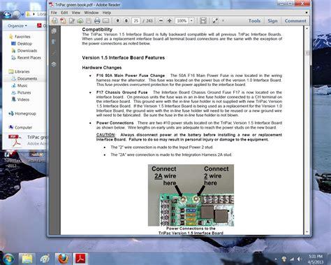 thermo king tripac apu wiring diagram efcaviation