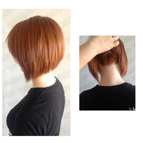 bob hairstyles weight line the o jays undercut bob and a line on pinterest