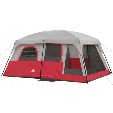 Coleman Cabin Tents Walmart by Coleman Elite Weathermaster 17 X 9 Tent With Led Light