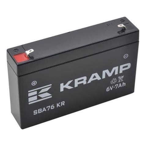 Motorrad Batterie 6v 10ah by Motorradbatterien 6v Rollerbatterie Profitechnik24
