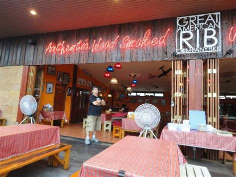 The Great American Restaurant The Great American Rib Company Hua Hin Restaurant Reviews Photos Tripadvisor