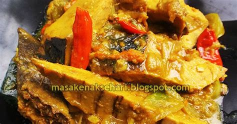 Kunir Kunyit Kuning Kering 250 Gram resep ikan tongkol bumbu kuning enak dan pedas
