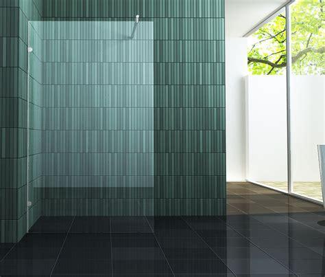 schiebetür glas 120 cm 100 140 x 200 glas duschwand duschkabine duschabtrennung