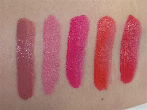 Maybelline Colour Jolt maybelline color jolt lip paint review swatches