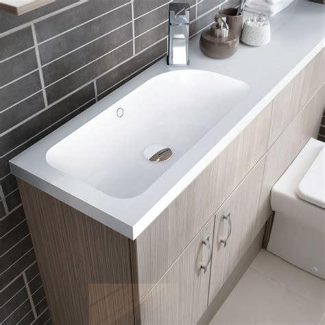 Vio Bathroom Furniture Vio Bathroom Furniture Vio Plumbase Vio Bathroom Washbasin Unit Galini 600x420x880mm Walnut