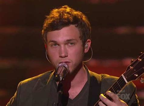 phillip phillips sings home on american idol 2012 finale