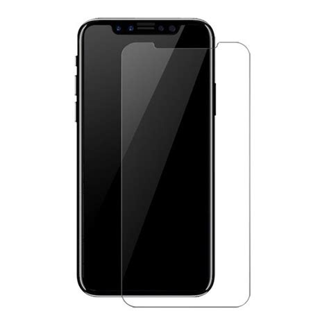 iphone xs x tempered glass screen protector elemental cases