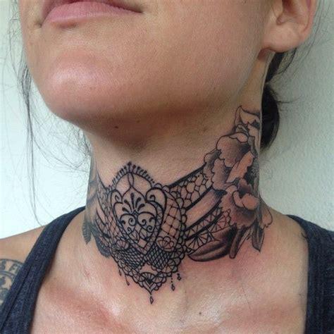 tattoo neck choker diy victorian choker tattoo on badass nightofthelivingbeth