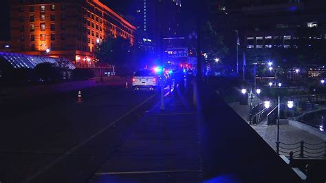 boat basin of waterplace park providence police respond to stabbing at waterplace park