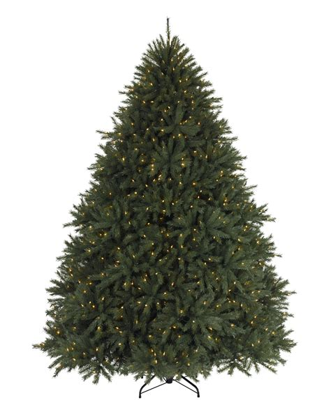christmas trees majestic balsam fir pre lit christmas tree tree classics